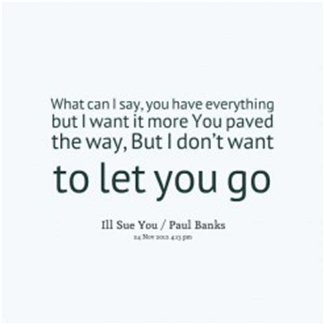 I Dont Want U Back Quotes