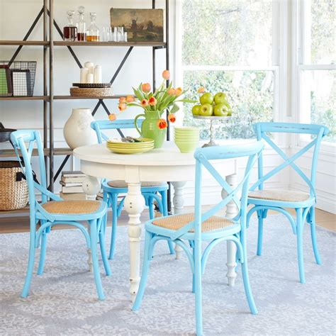 blue dining room table blue kitchen chairs images where to buy kitchen of dreams