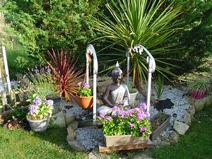 awesome amenager un coin de jardin zen 1 amenager un With amenager un coin zen dans le jardin