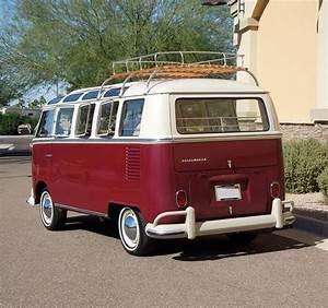 1967 VOLKSWAGEN 21 WINDOW BUS - 138152