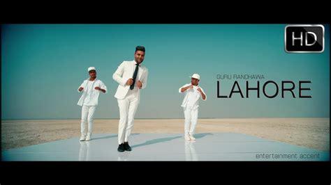 Guru Randhawa Lahore Official Video, Bhushan Kumar ,vee