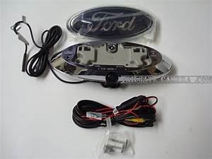 Ford F150 Tailgate Emblem Camera Ford F250 Tailgate Camera