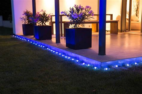 Lightify Gardenspot Mini Rgb Outdoor Lighting Review