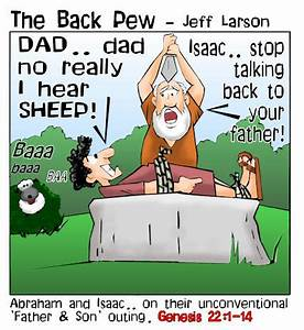 Abraham and Isaac - The Back Pew