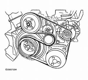 1989 Bmw 525i Serpentine Belt Routing And Timing Belt Diagrams