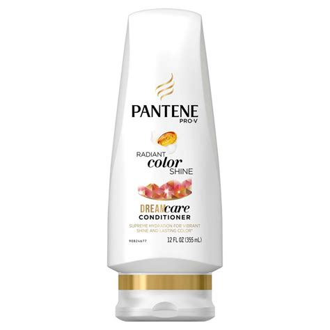 pantene pro  radiant color shine conditioner reviews