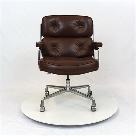 herman miller time executive chair before after