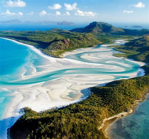 Picture Of The Day Whitehaven Beach Australia Twistedsifter