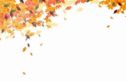 Leaves Transparent Autumn Fall Falling Clipart Leaf