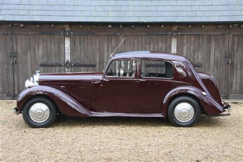 1940 Bentley Mkv Sports Saloon