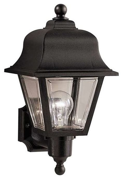 kichler lighting 9302bk outdoor plastic fixtures