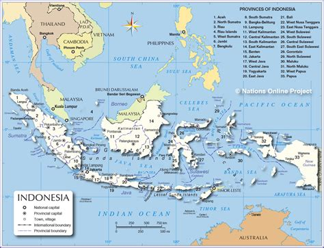 bali indonesia geography information ausindo bali villas