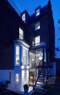 decorative story townhouse kempson road townhouse architecture by giles pike