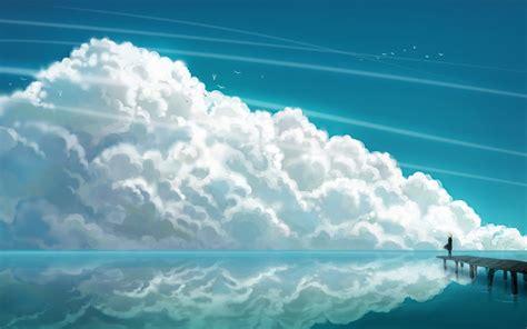Permalink to Fantasy Clouds Wallpaper