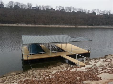 Boat Lift Kentucky by Slip Steel Boat Dock Herrington Lake