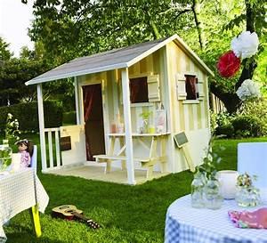 Cabane De Jardin En Bois Enfant : cabane casto cabane pinterest cabanes girly et ~ Dailycaller-alerts.com Idées de Décoration