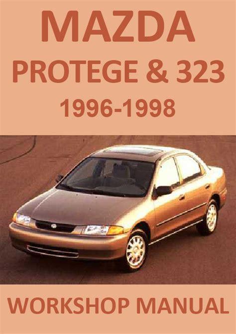 service repair manual free download 1999 mazda protege auto manual mazda protege 323 1996 1998 workshop repair manual download pdf
