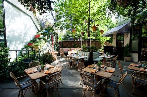best outdoor dining in ny