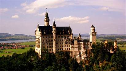 Castle Neuschwanstein Germany Castles Wallpapers Desktop Background