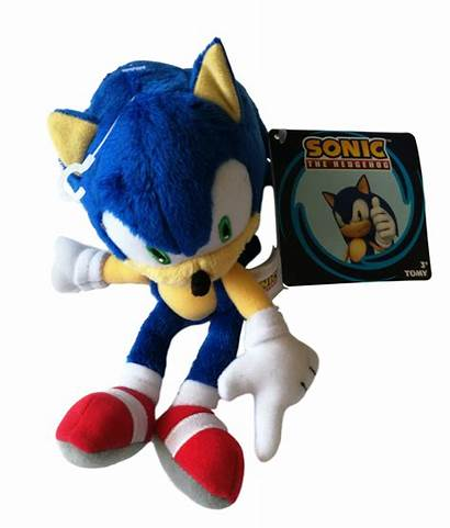 Plush Sonic Modern