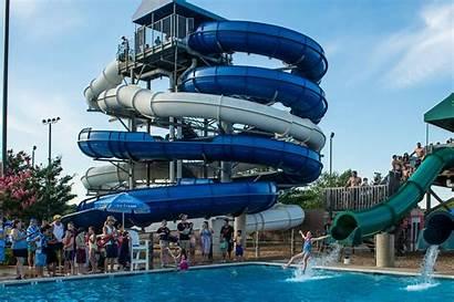 Waterpark Splashdown Manassas Splash Water Park Down