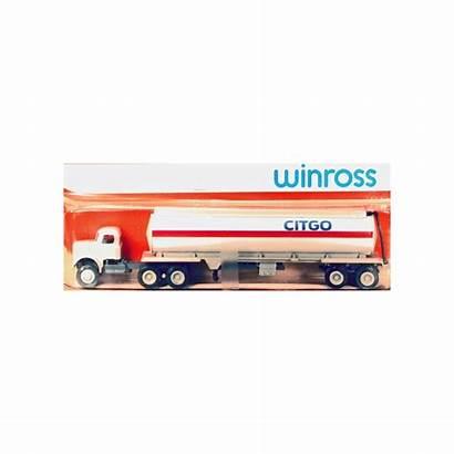 Winross Tanker Truck Citgo Tractor