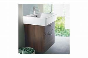meuble de salle de bain suspendu connect cube 450mm With salle de bain design avec vasque 45 cm