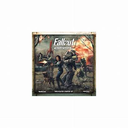 Warfare Fallout Wasteland Starter Player Redus Pret