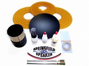 Alpine Swr-12d2 Coil Replacement Kit - Dual 2 Ohm