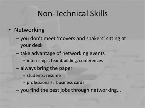Technical Vs Nontechnical Resume by Find Your Fit