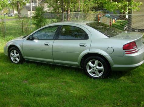 Sell Used 2005 Dodge Stratus Sxt Sedan 4door 27l In