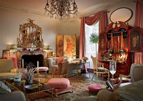 mario buatta transforms   avenue apartment