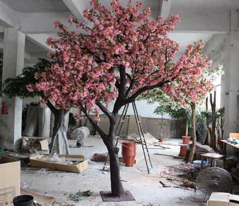 factory supplier indoor japanese cherry blossom sakura