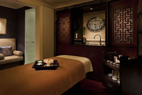 Spa Room : Jet Lag At The Peninsula Spa Shanghai Review