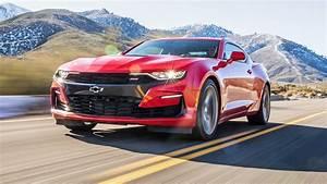 2019 Chevrolet Camaro Ss First Test  10 Speeds All The Richer
