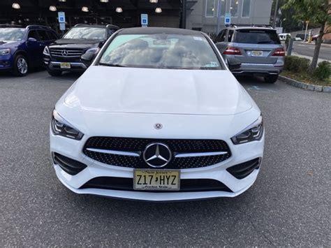 Görünümler 1,5 b3 aylar önce. Pre-Owned 2020 Mercedes-Benz CLA 250 4MATIC Coupe   Polar White 20-2375