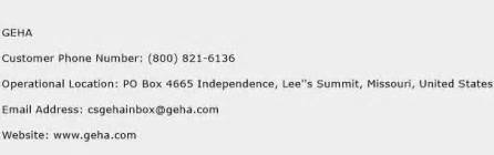 To contact desjardins insurance about your home, auto, recreational and contact us to get a quote or advice on your pet insurance. GEHA Contact Number | GEHA Customer Service Number | GEHA Toll Free Number