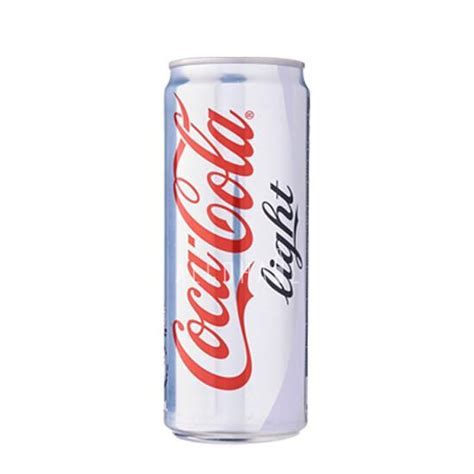 coca cola light coca cola light can 1 x 330ml