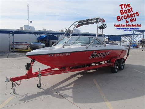 New Sanger Boats For Sale by 2005 Sanger Sv215 21 6 Quot Ski Boat New Used Boats Rv