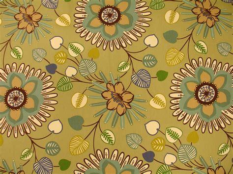Mpress Large Suzani Floral Upholstery Drapery Fabric
