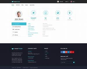 Personal resume website templates free download bongdaaocom for Personal resume website templates free download
