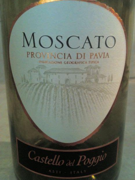 moscato at olive garden n v poggio moscato d asti italy piedmont