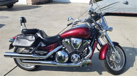 2005 Honda Vtx 1800 1800 Motorcycle From Chino, Ca,today