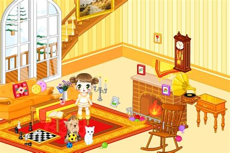 Doll House Living Room Decorations Game Wooden Flooring Manufacturers China Laminate Floor Edging Installation Distributors Wholesale Shops Purley Nailing Prefinished Natural Stone Bangalore Elevator Materials New Zealand Standards