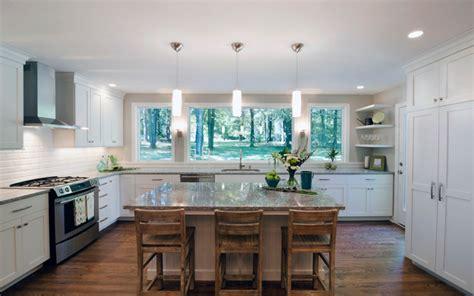 bungalow kitchen renovation transitional kitchen cleveland  taylor design studio