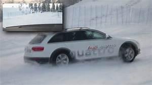 Audi A4 Allroad 2010 : audi a4 allroad climbs up a small ski slope youtube ~ Medecine-chirurgie-esthetiques.com Avis de Voitures