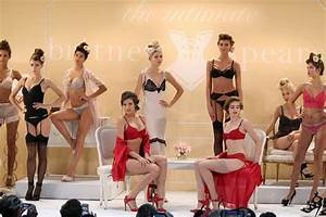 Britney Spears' Lingerie Line Launches At NYFW 2014   FASHION