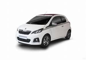 Peugeot 108 Automatique : fiche technique peugeot 108 1 0 vti 68ch bvm5 active top ann e 2014 ~ Medecine-chirurgie-esthetiques.com Avis de Voitures