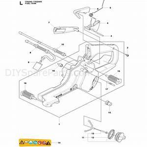 Stihl Fs 80 Parts Diagram