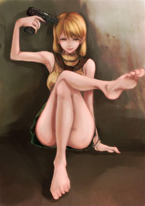ashley graham resident evil and resident evil 4 drawn by hirodi danbooru